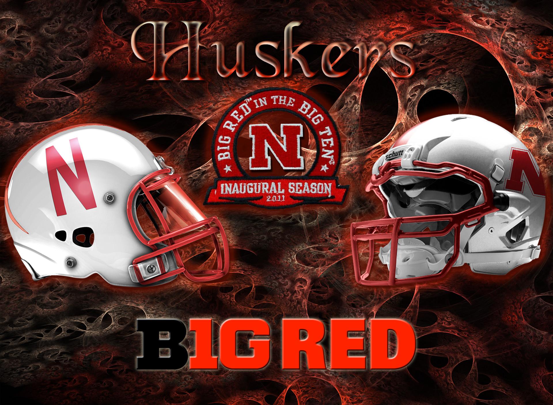 Nebraska Cornhuskers B1G Red Wallpaper   Free Download Wallpaper .