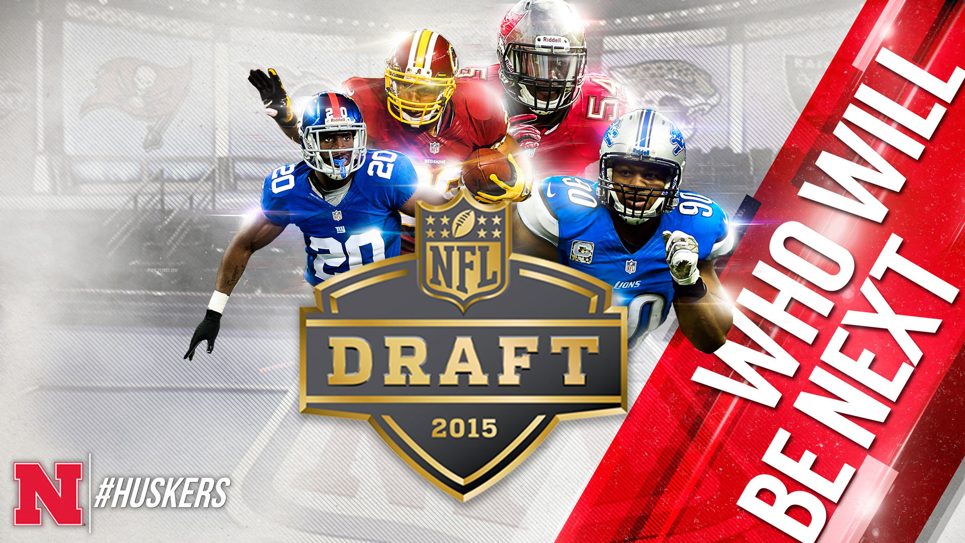 Huskers in the NFL   Draft Central
