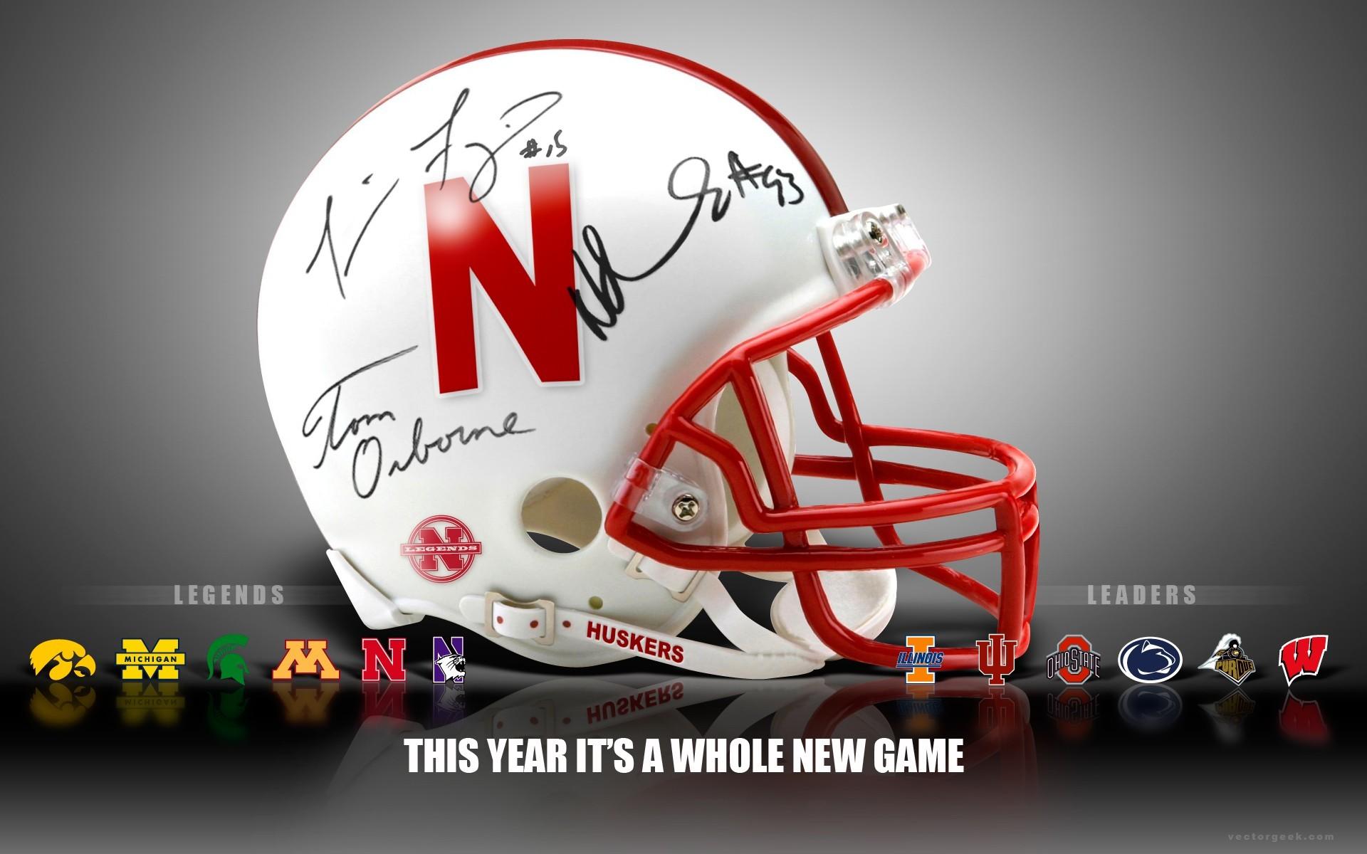 American Football Nebraska Cornhuskers Big Ten NCAA wallpaper      55211   WallpaperUP