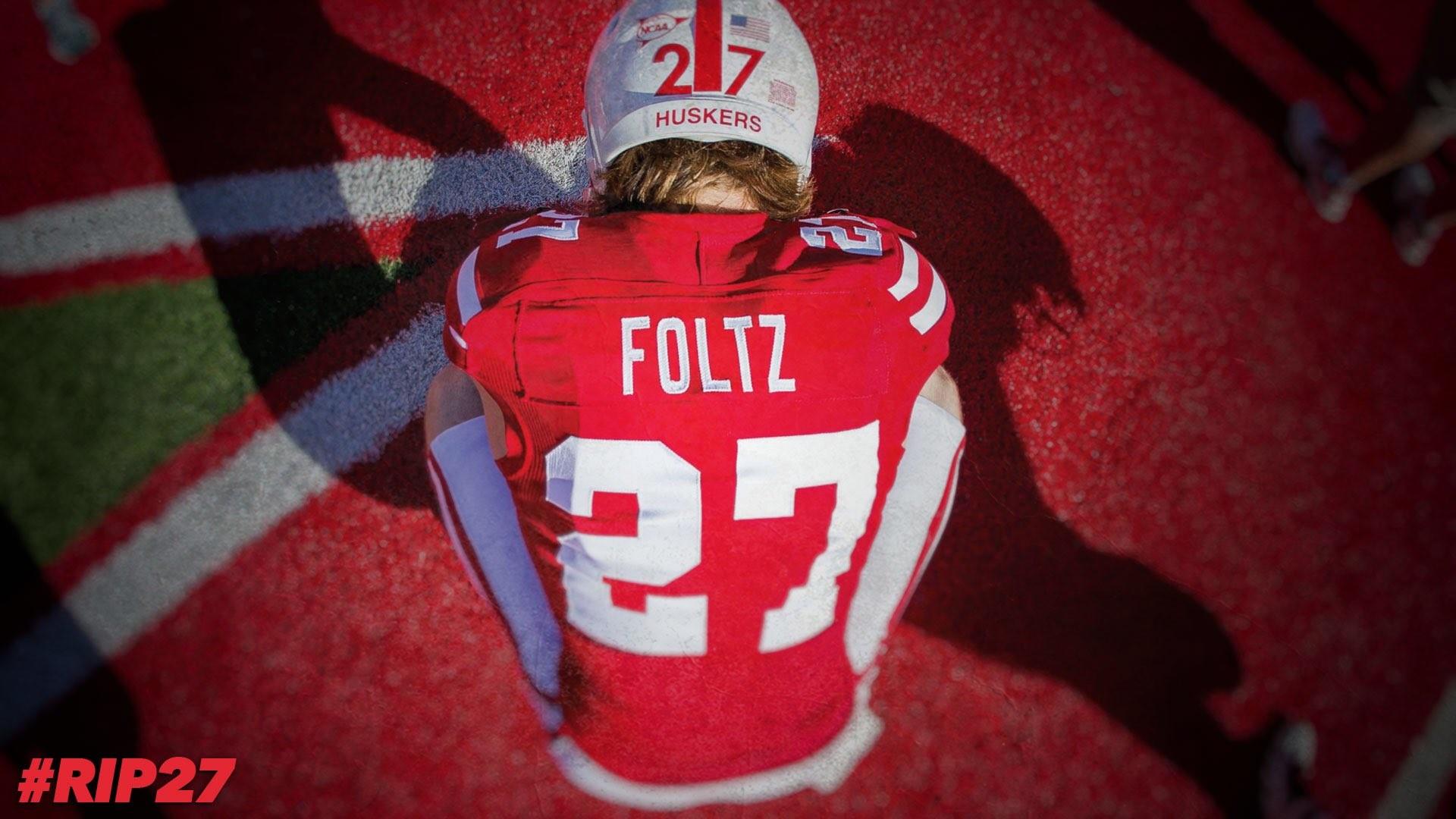 Chancellor Green statement on death of student-athlete Sam Foltz   Nebraska  Today   University of Nebraska–Lincoln
