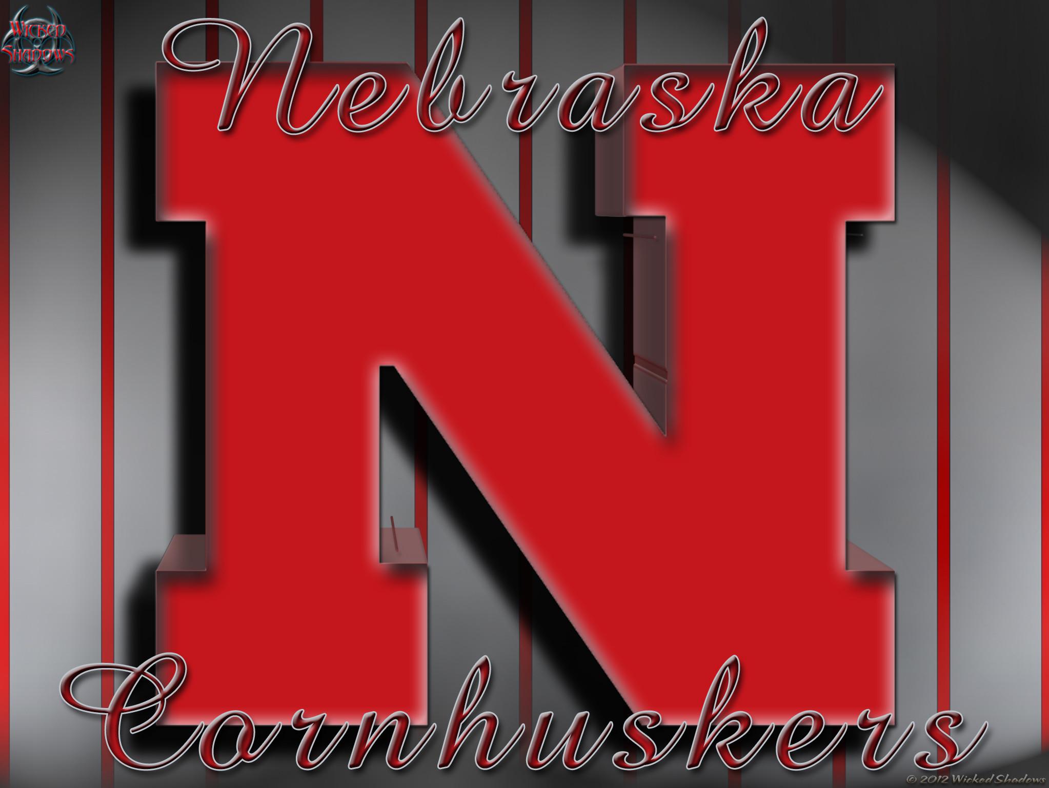 Nebraska Cornhuskers Football Logo Gfxjbj Clipart