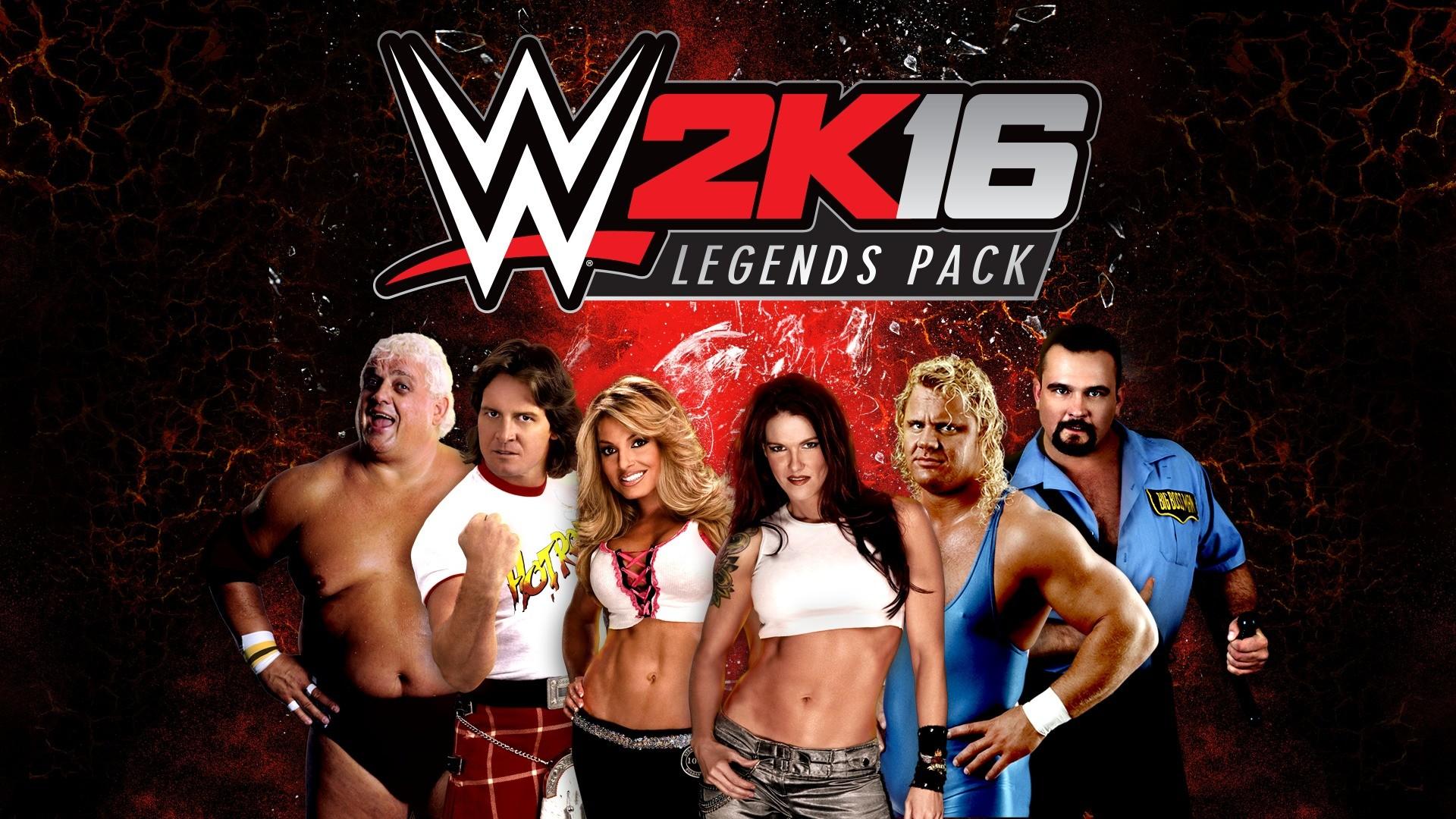 … WWE2K16 Wallpaper LegendsPack …