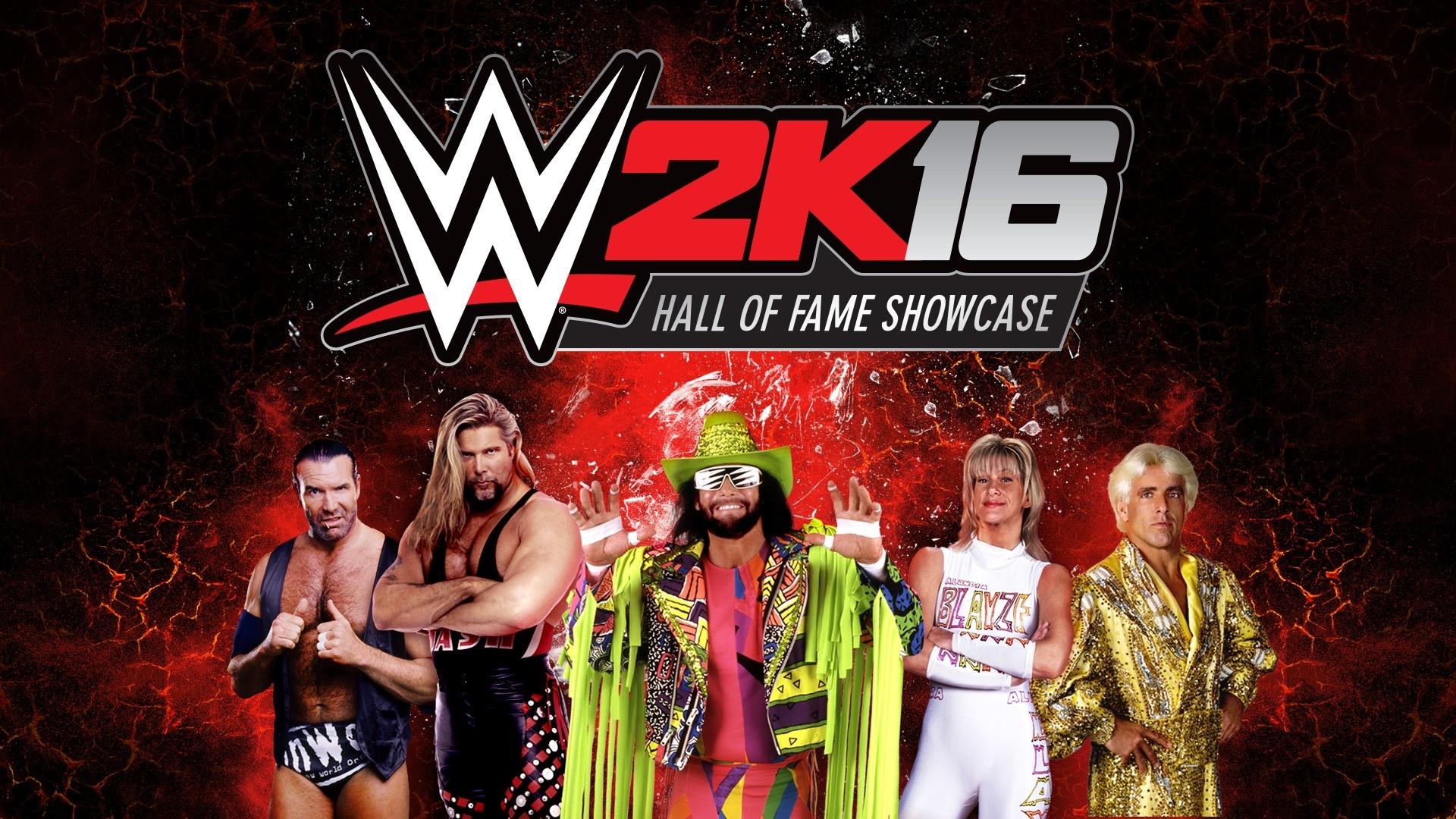 … FutureStarsPack WWE2K16 Wallpaper HOFShowcase