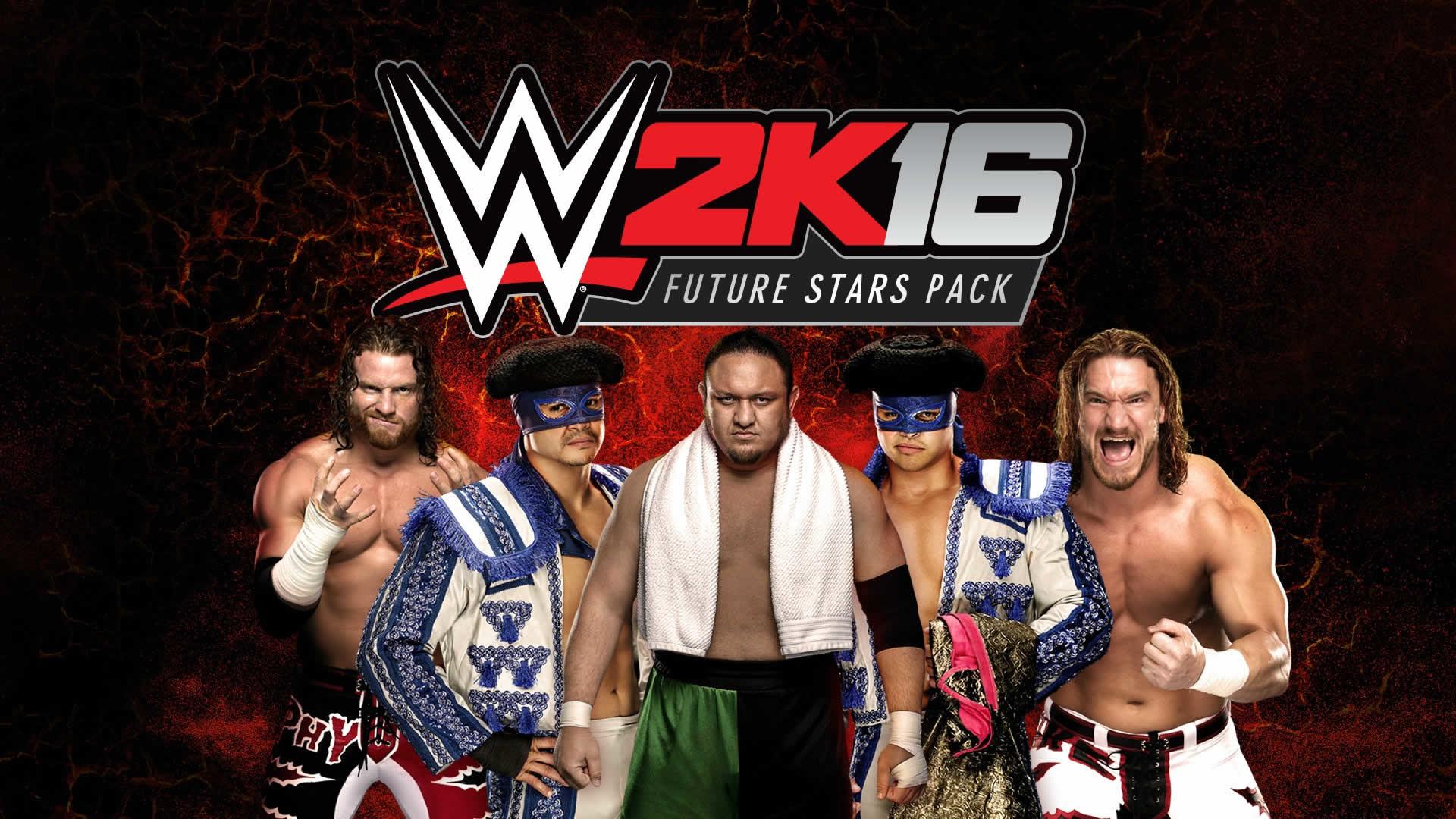 … Wallpaper FutureStarsPack WWE2K16 Wallpaper HOFShowcase
