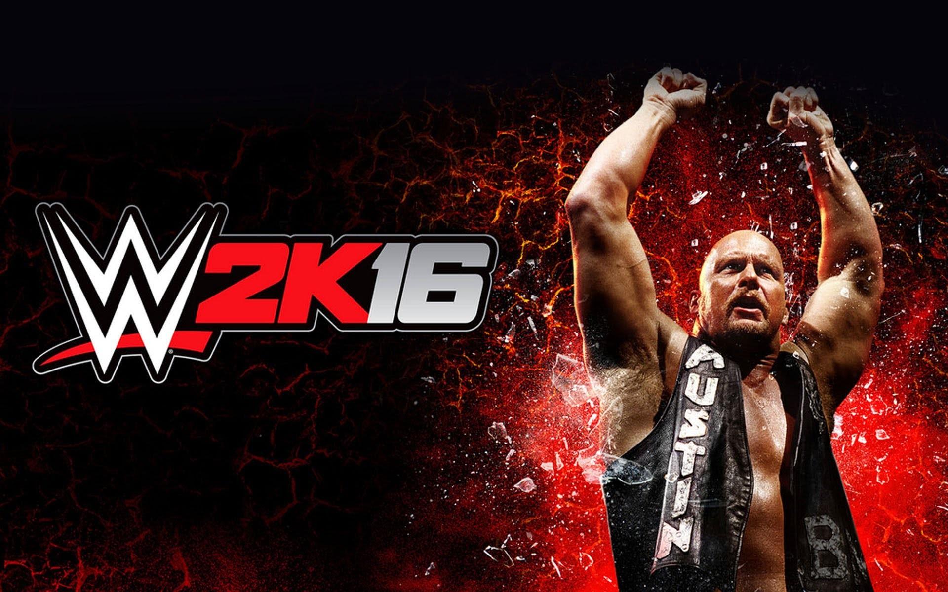 WWE 2K16 Online Greek Gameplay (Χωρίς Σχολιασμό)