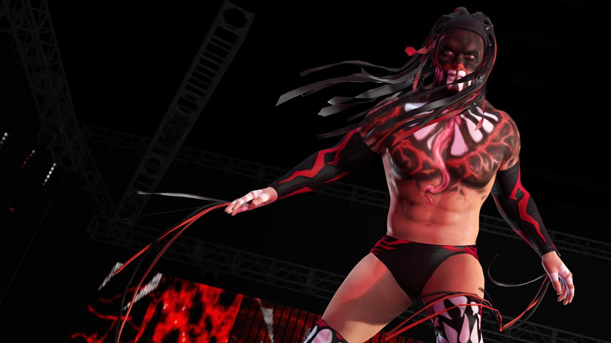 WWE 2K16 Widescreen