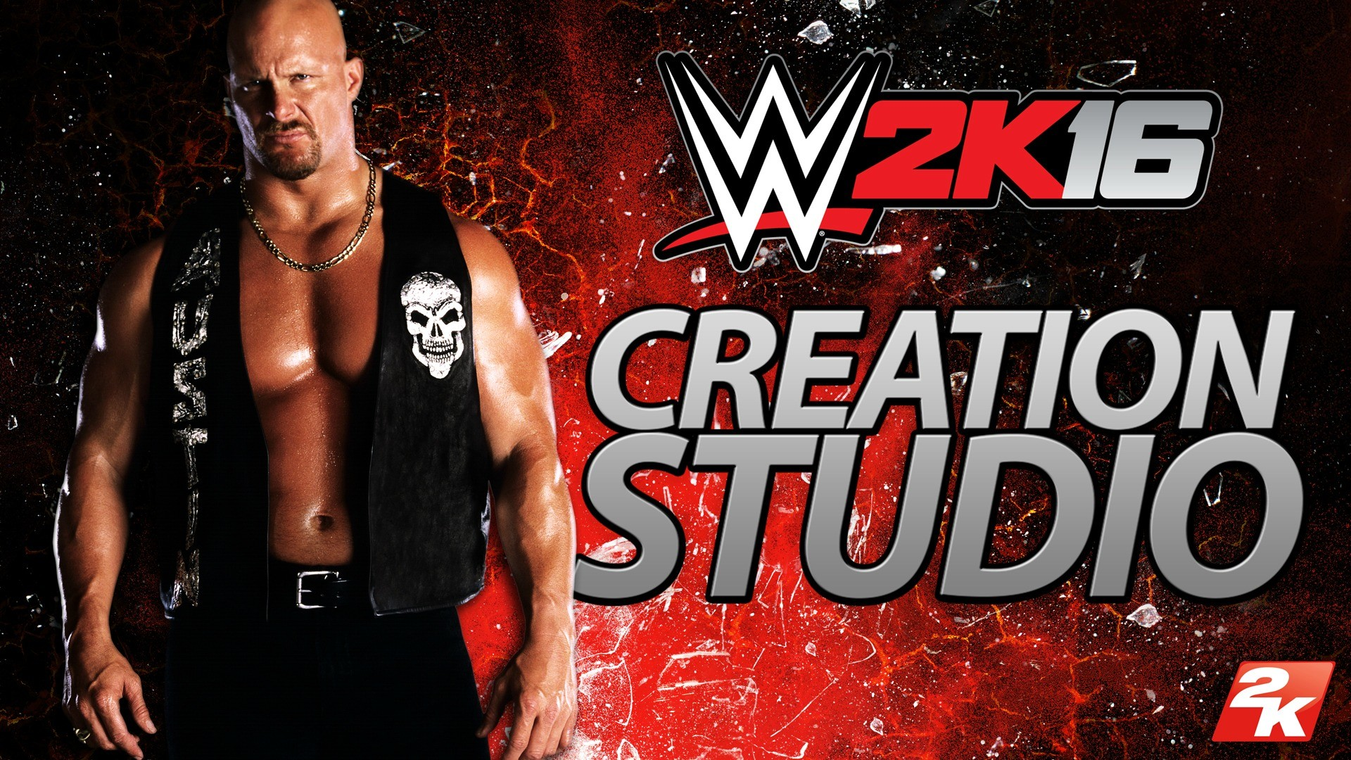 WWE 2K16 Creation Studio App is Out Now on iOS and Android – WWE 2K16  Coverage – News & Updates