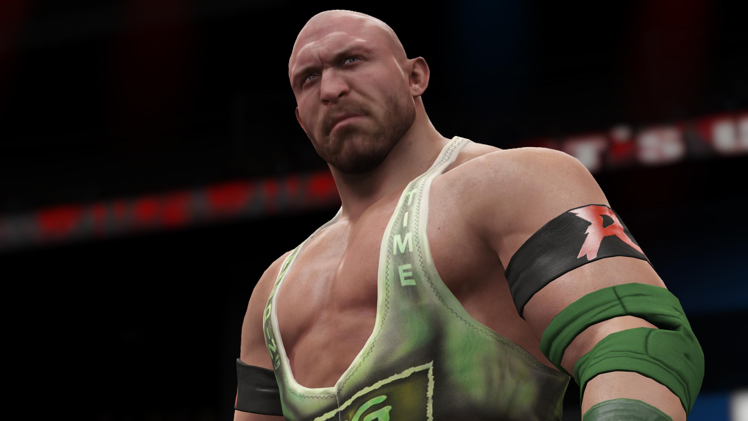 WWE 2K16 Free HD Wallpapers