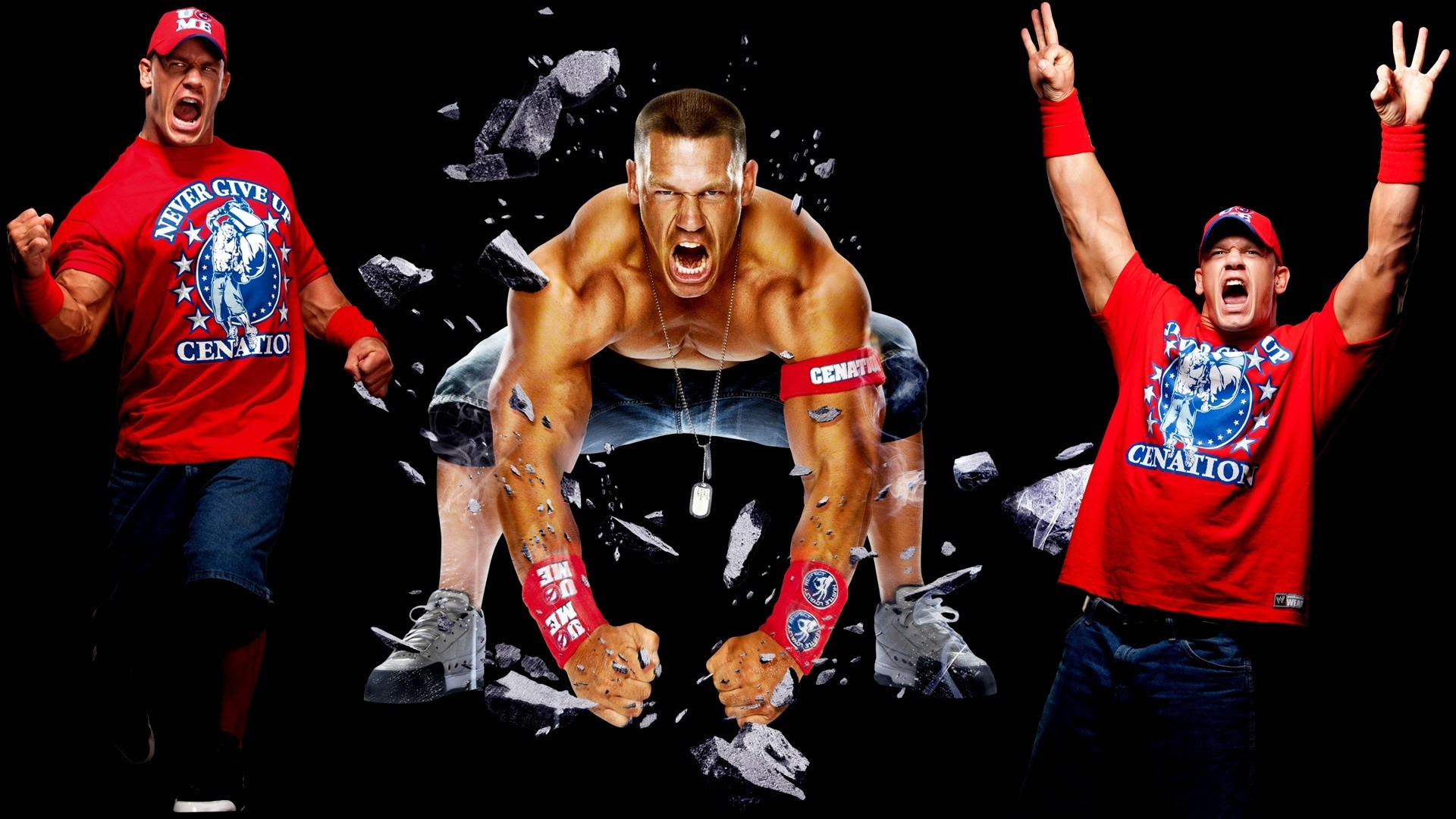 WWE HD Wallpapers for Desktop, iPhone, iPad, and Android