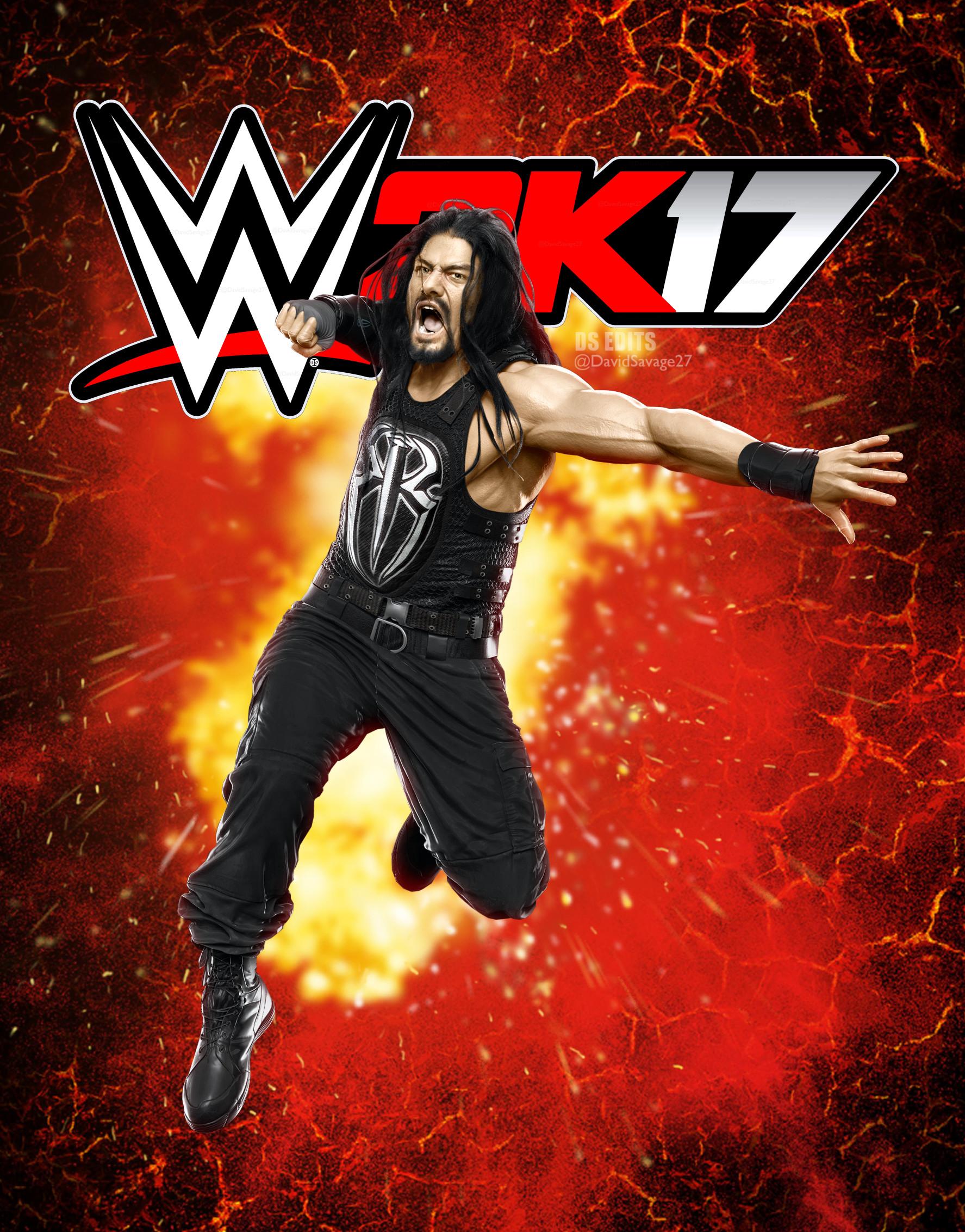… WWE 2K17 Full HD …