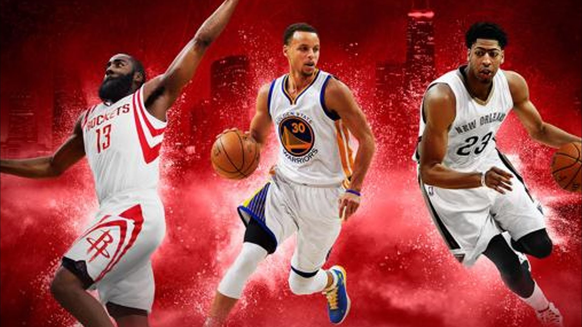 NBA 2K16 Desktop Wallpapers