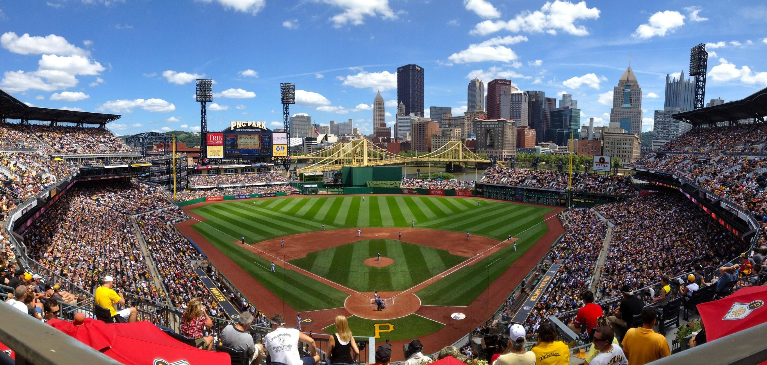 Pittsburgh Pirates v. Washington Nationals – Host Family Event at PNC Park