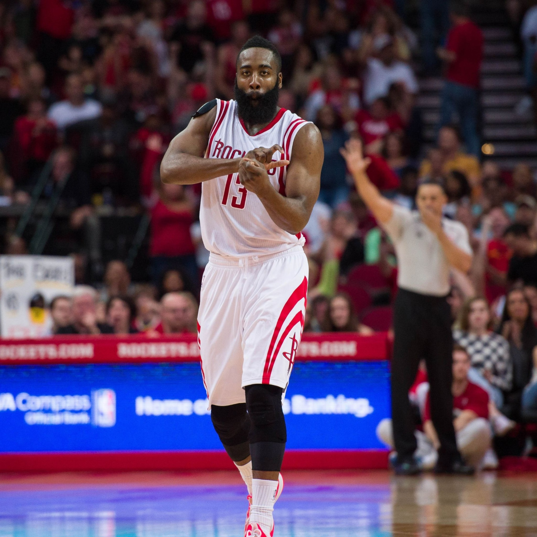 Related to Houston Rockets 2016 James Harden 4K Wallpapers