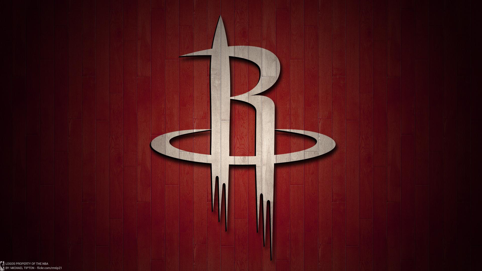 NBA 2017 Houston Rockets hardwood logo desktop wallpaper …