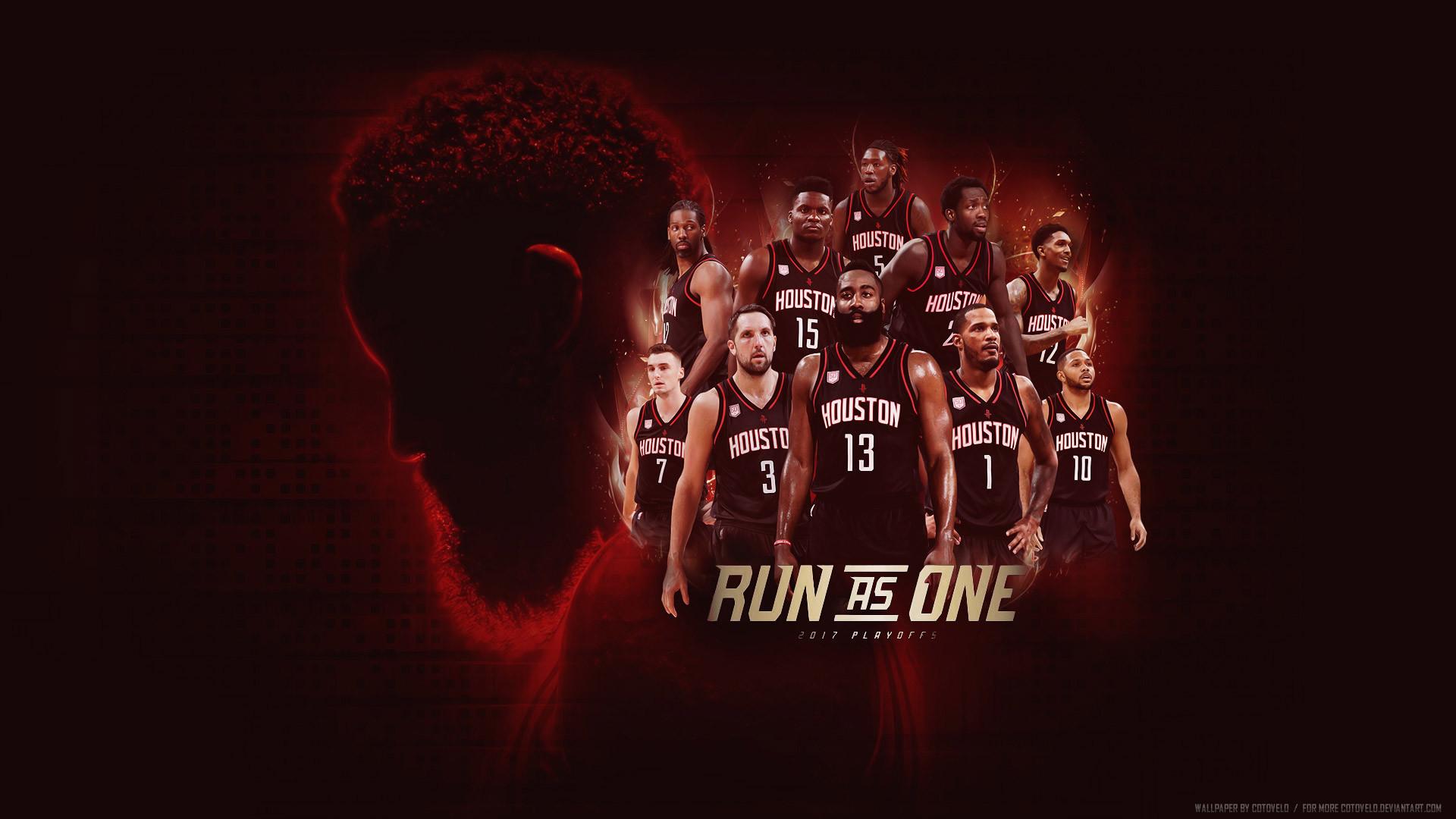 Houston Rockets 2017 Wallpaper