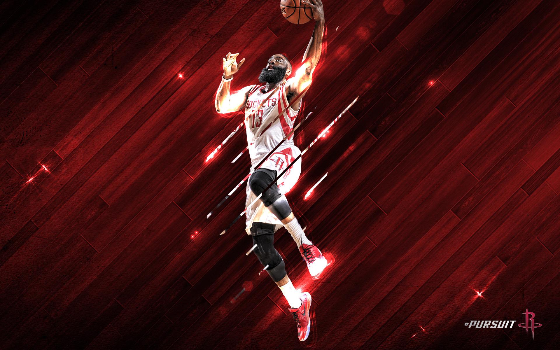 Houston Rockets Wallpaper HD.