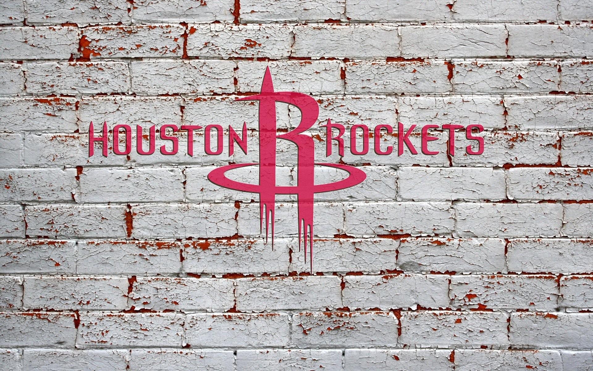 Houston Rockets Logo Wallpaper