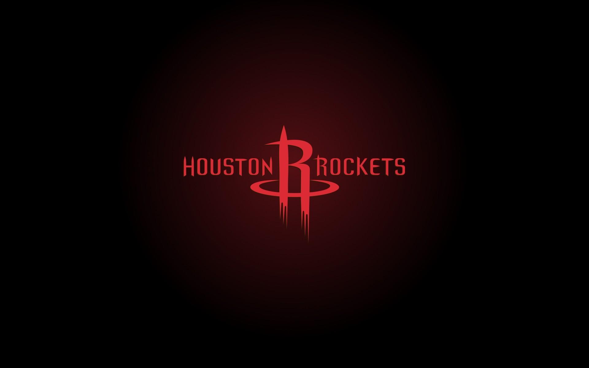 Houston Rockets wallpaper and logo, widescreen px