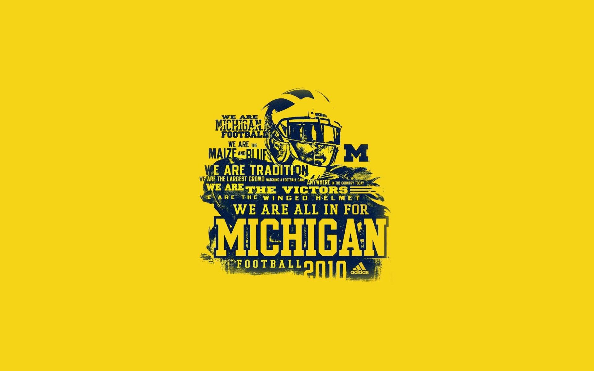 … michigan wolverines college football wallpaper …