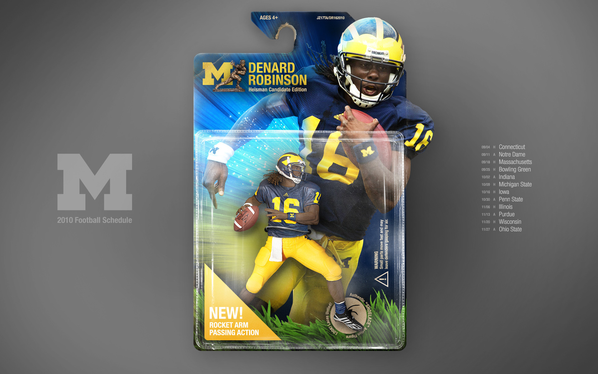 OT: Denard in Plastic?! That is one bad ass action figure!