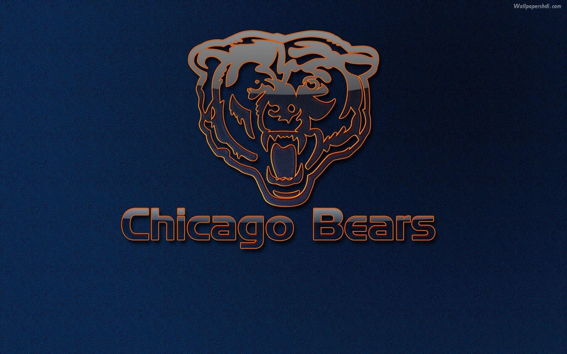 CHICAGO BEARS nfl football kf wallpaper