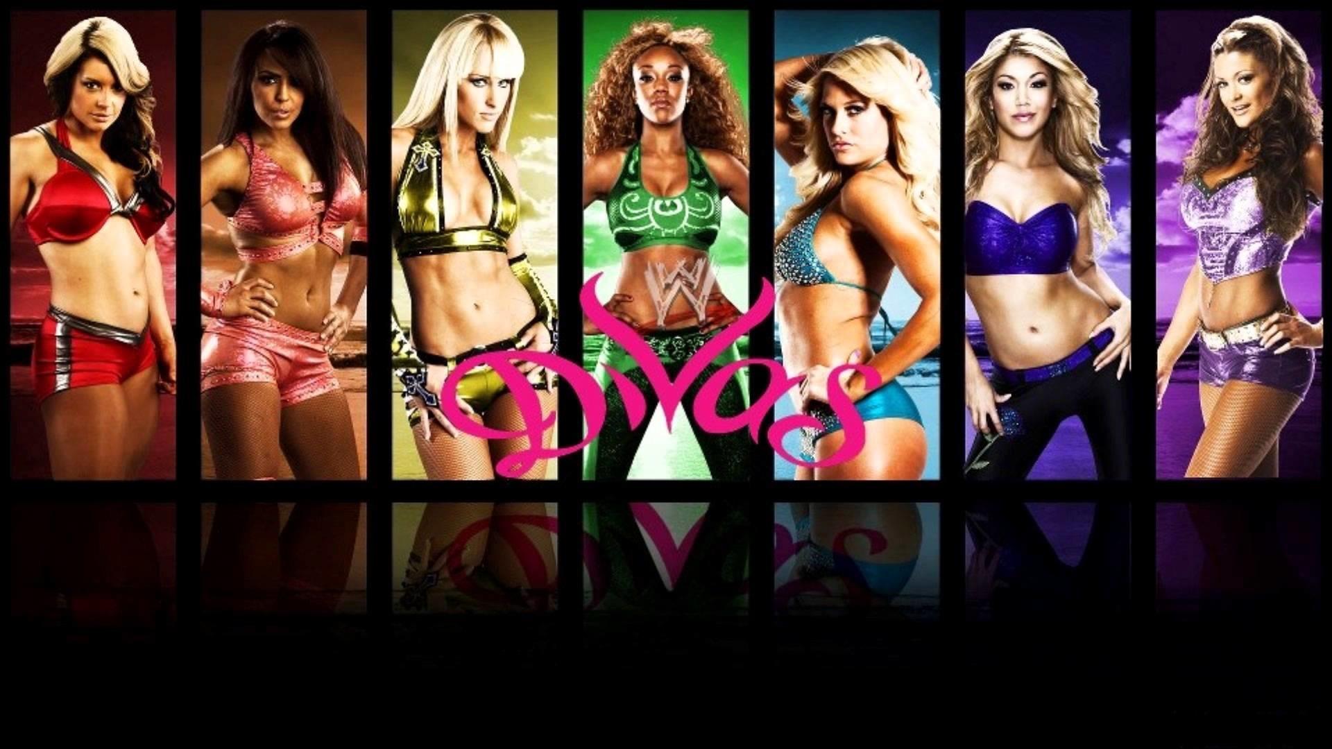 "WWE Divas Theme ""Feelin Me"" 2008 with Download Link HD / #GiveDivasAChance  – YouTube"