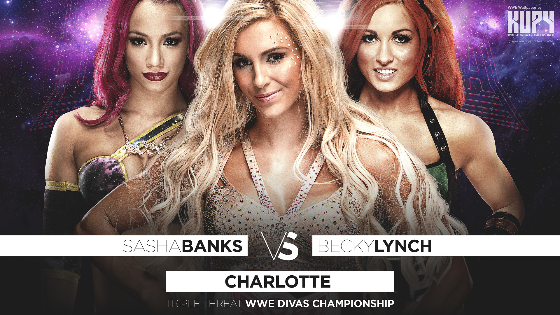 Triple Threat WWE Divas Championship match WrestleMania 32 wallpaper  1920×1200   1920×1080 …