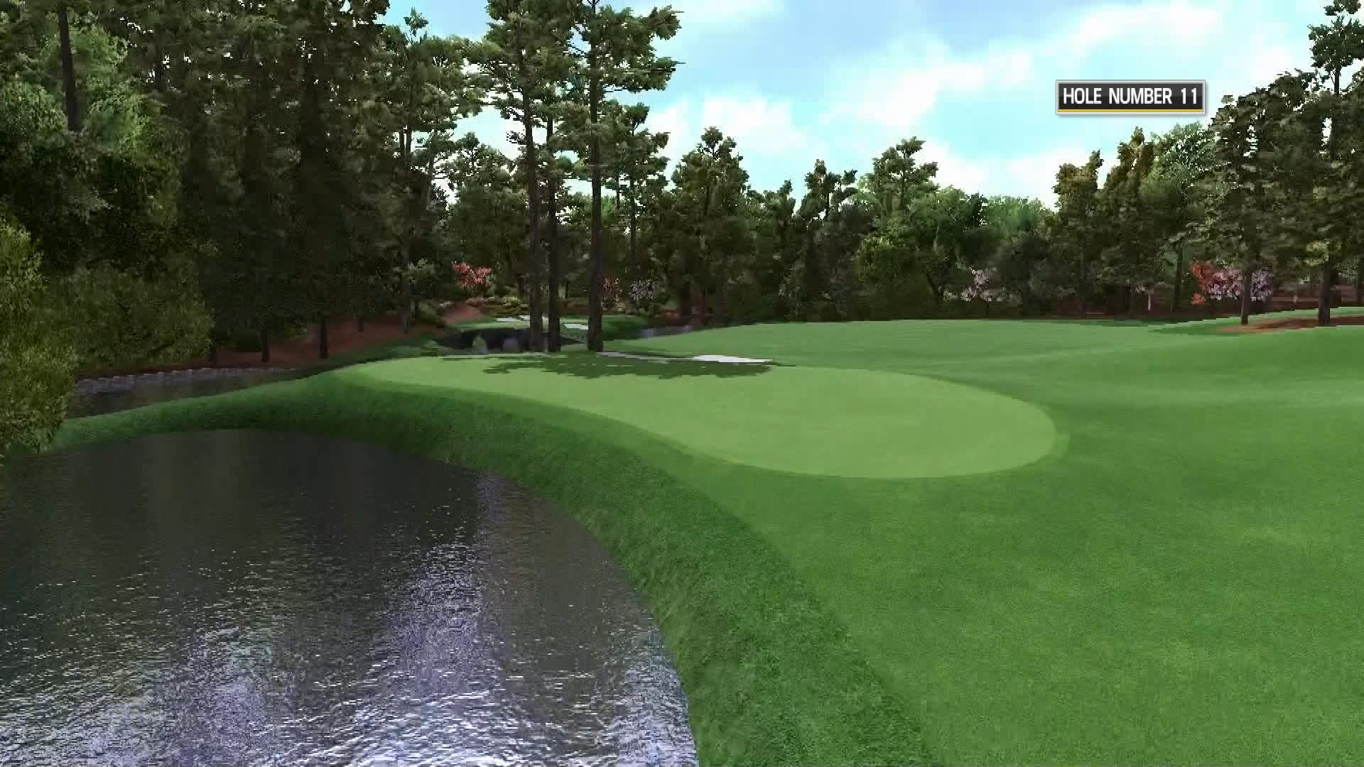 The Golf Fix: The toughest shot at Augusta NationalApr 03, 2017