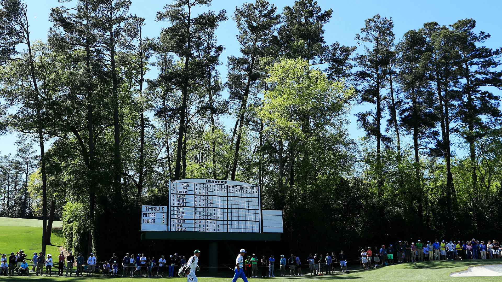 Masters 2017: Live updates from Sunday's action around Augusta National |  Other Sports | Sporting News