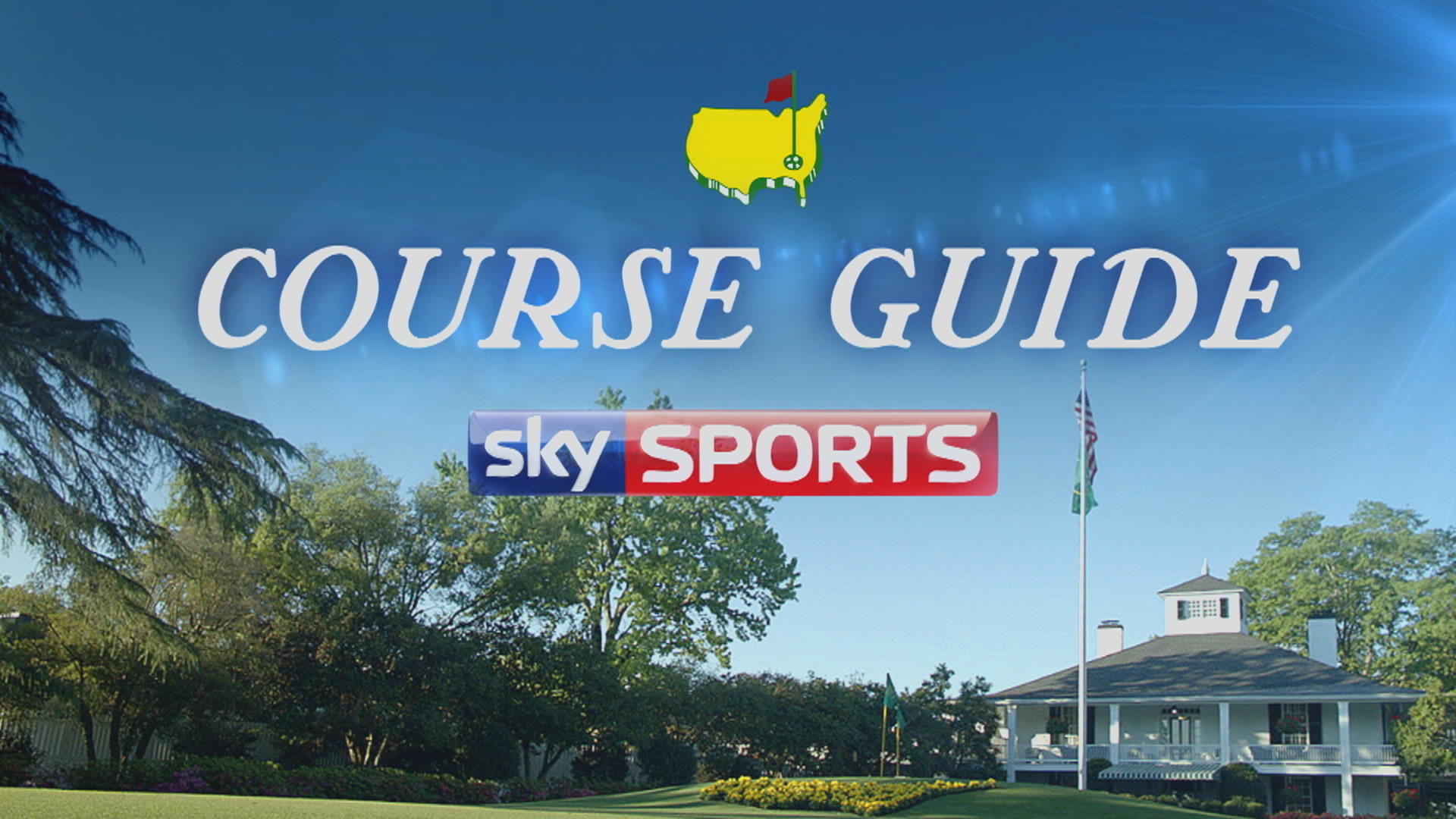 Nick Dougherty talks you through how to play the Augusta National