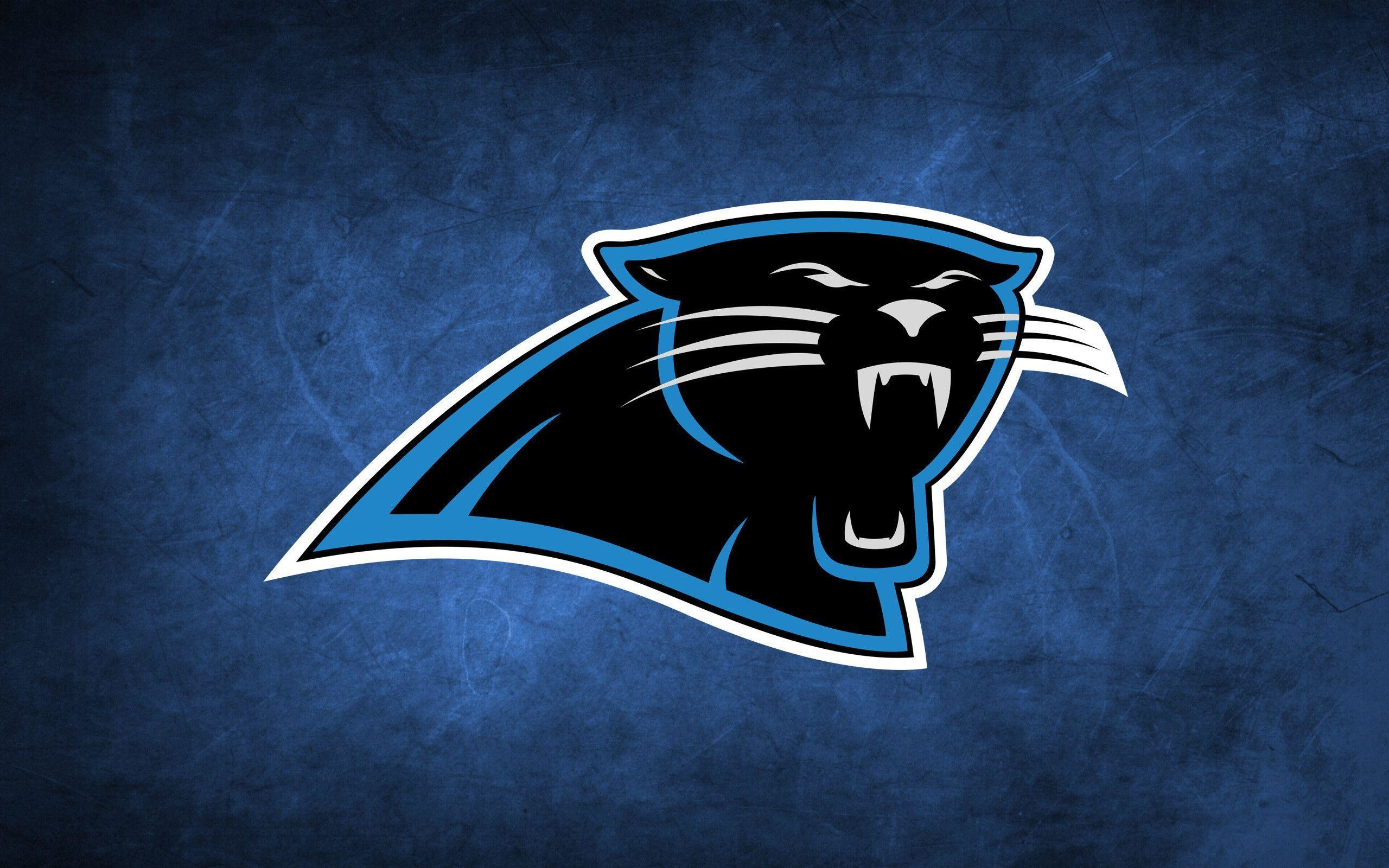 Carolina Panthers NFL Logo Wallpaper Wide or HD   Sports Wallpapers