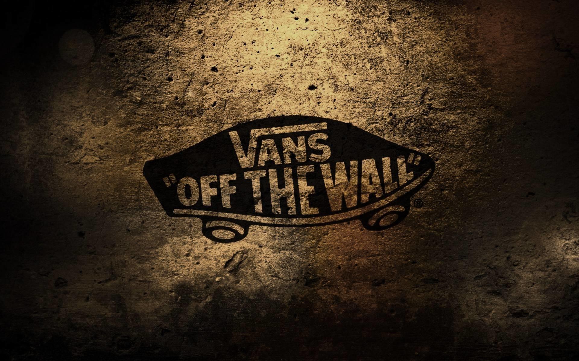 Images For > Vans Logo Wallpaper