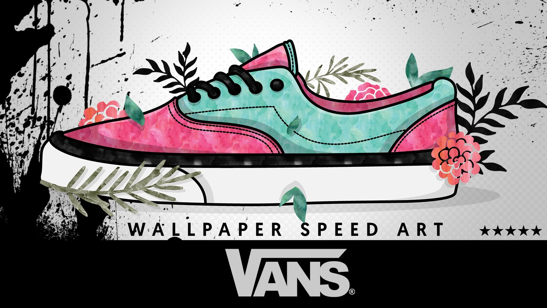 Shoes Vans Wallpaper HD Desktop Wallpaper, Background Image