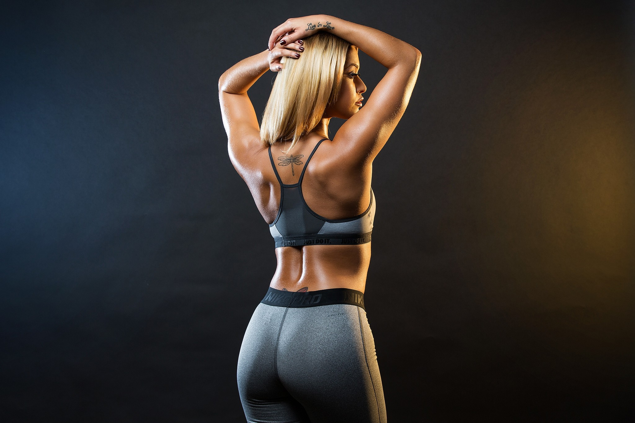 Fitness Desktop Background
