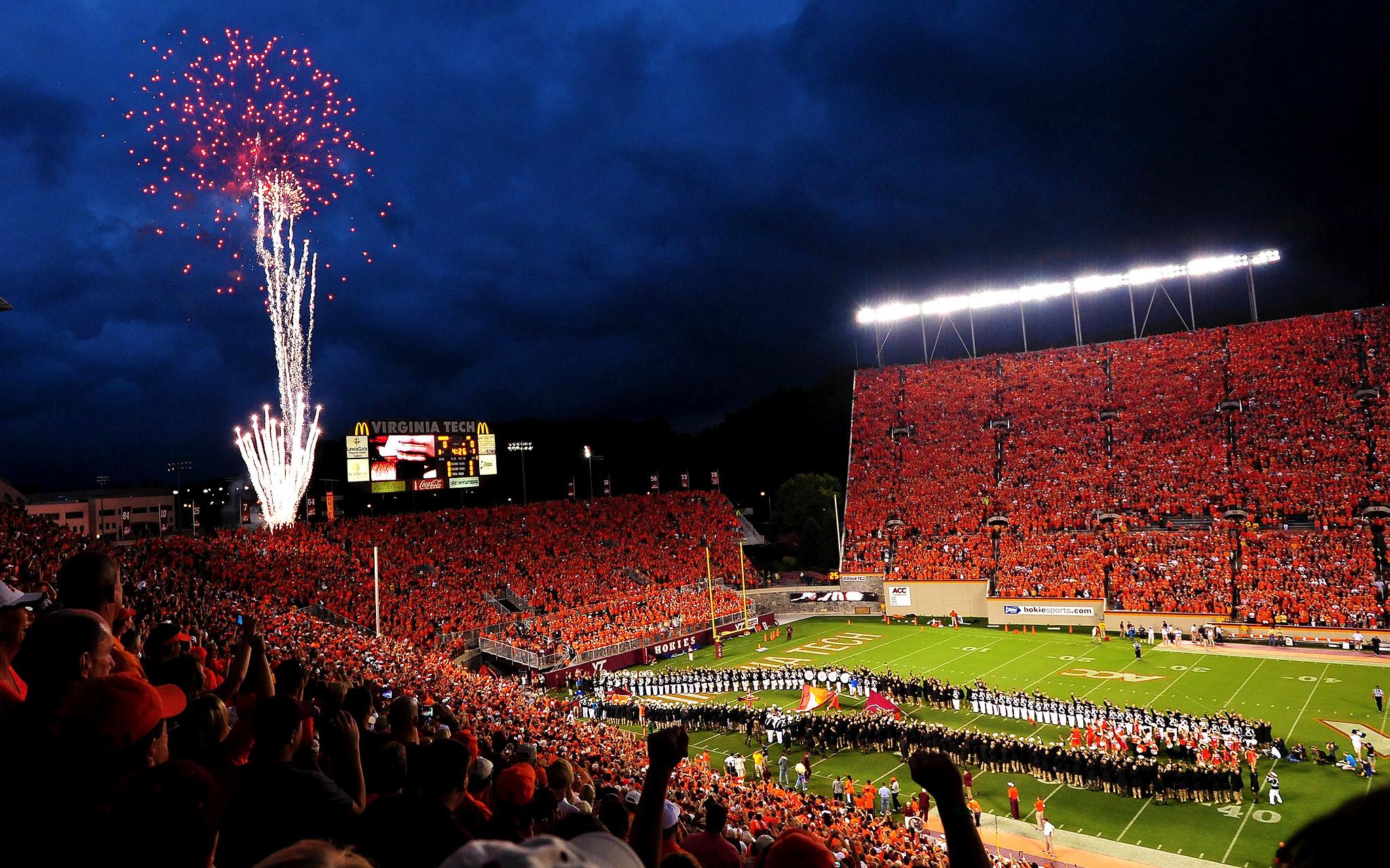 Lane Stadium – Photos of the Day September 4, 2012 – ESPN
