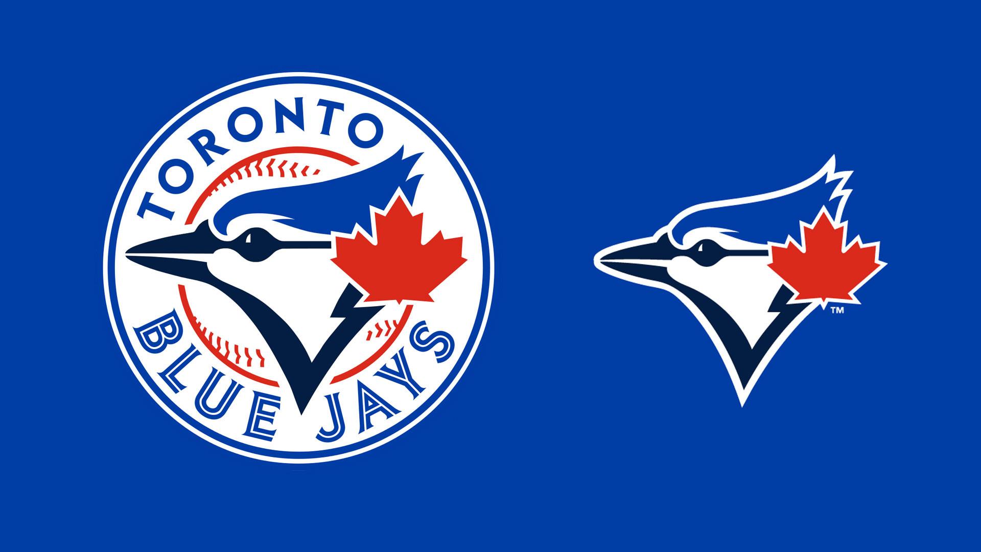 MLB Toronto Blue Jays Logo wallpaper
