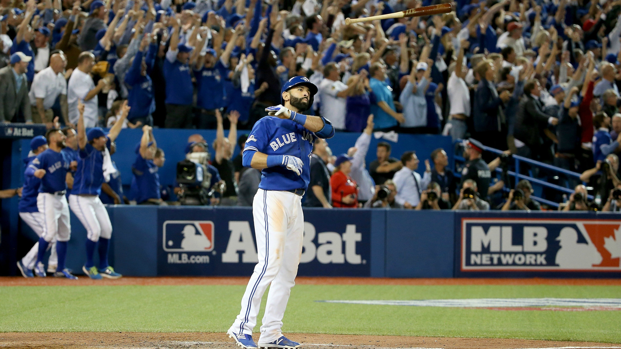Throw Down: The Blue Jays Toss the Rangers Thanks to One of the Craziest  Innings in MLB Playoff History