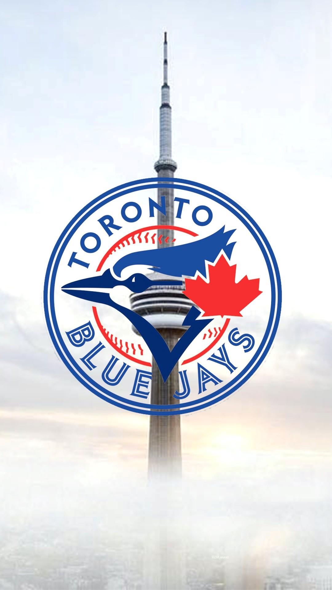 Toronto Blue Jays iPhone SE Wallpaper