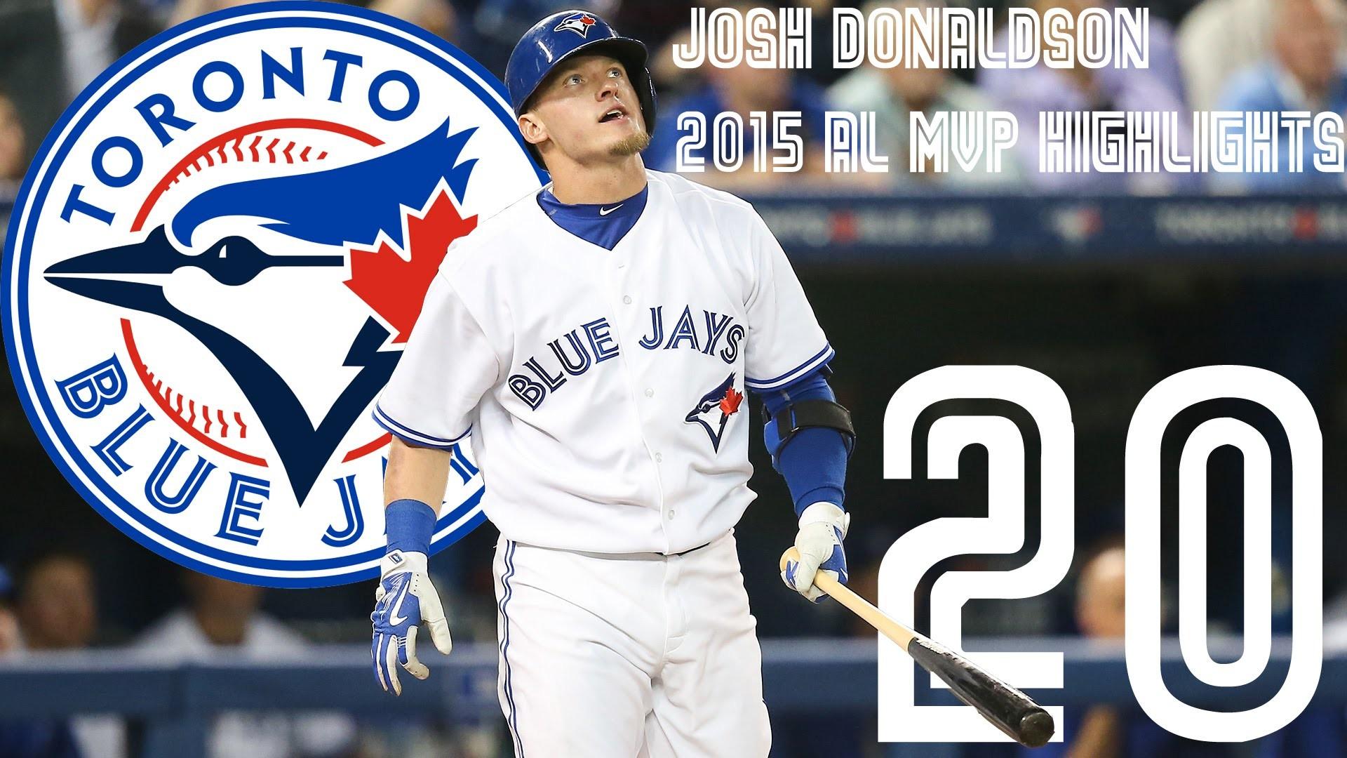 Josh Donaldson | Toronto Blue Jays | 2015 AL MVP Highlights Mix | HD –  YouTube