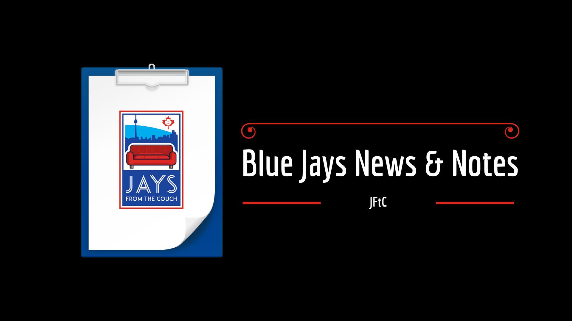 Toronto Blue Jays News & Notes: Stroman, Travis & Toescar Hernandez