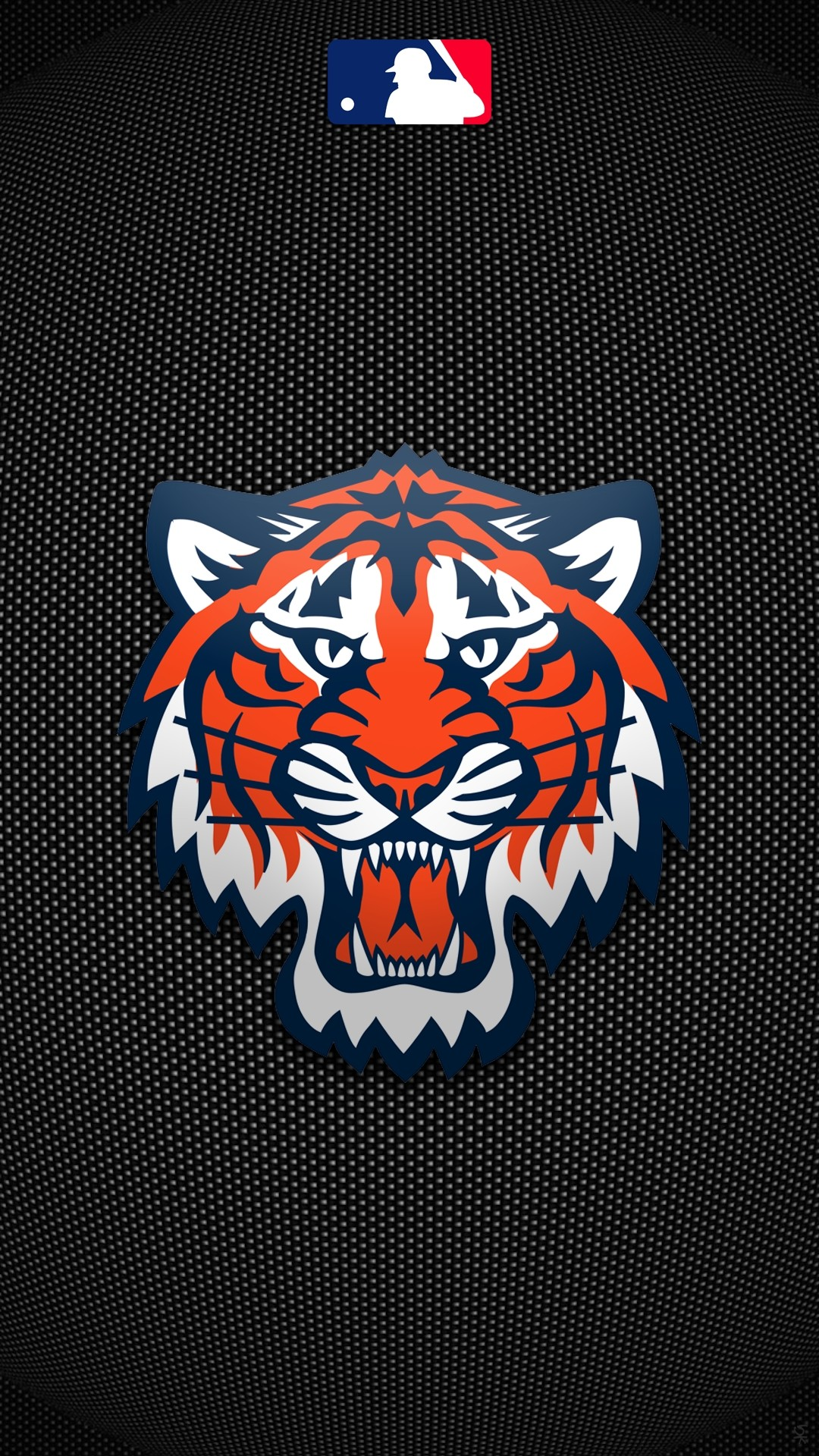 … Detroit Tigers Iphone 6 Plus Hd Background with regard to Detroit  Tigers Phone Wallpapers …