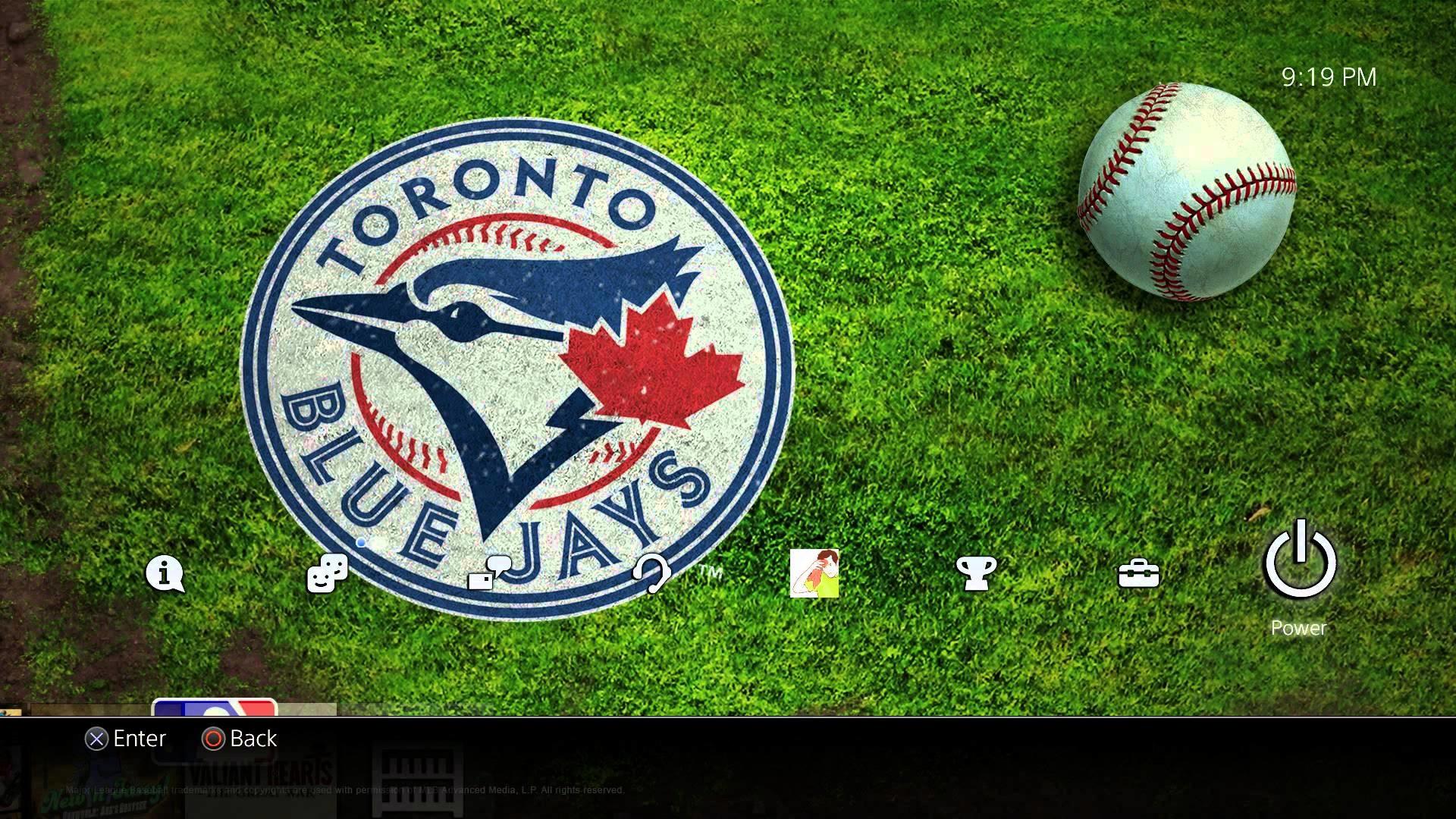 [NA] MLB: Toronto Blue Jays [PS4 Theme]