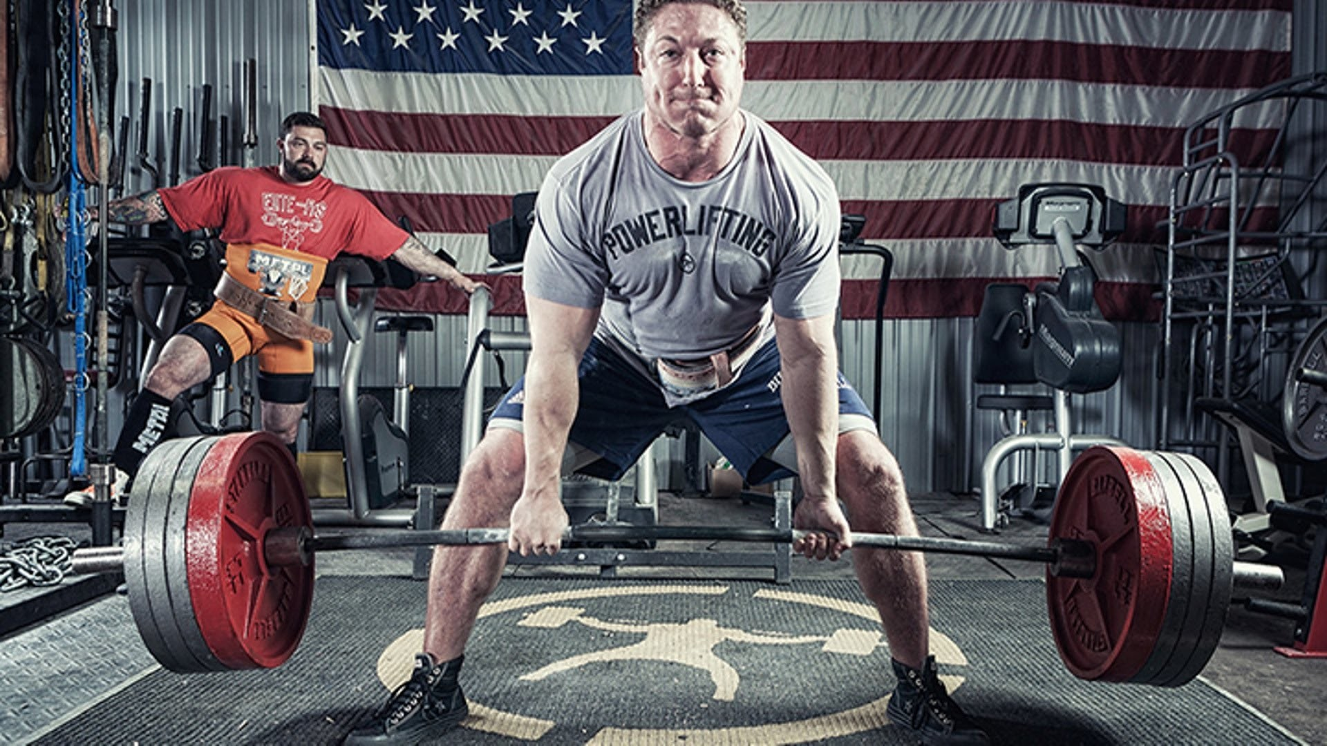 """Powerlifting Motivation – """"Stay Hungry"""""""