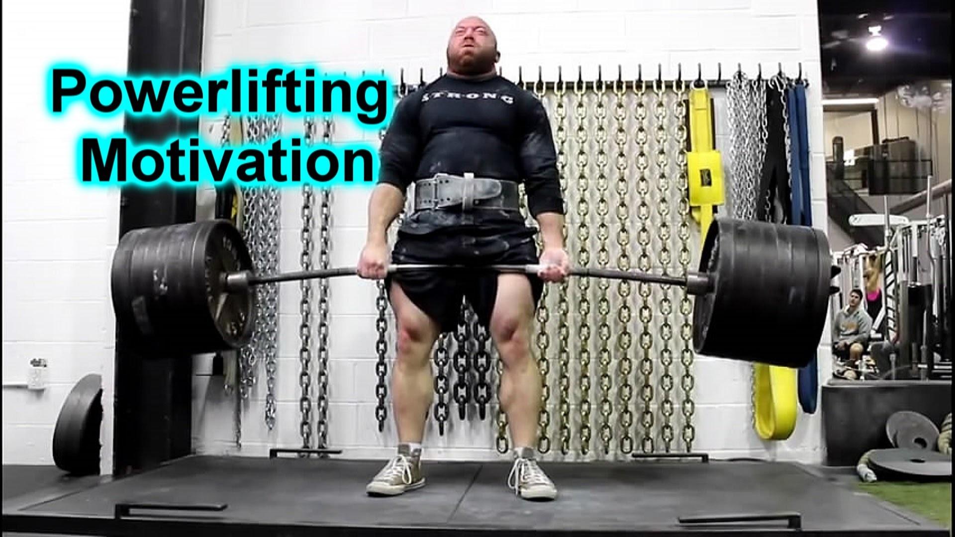 JEREMY HAMILTON Powerlifting Motivation HD – ( The Elite Powerlifter ) –  YouTube