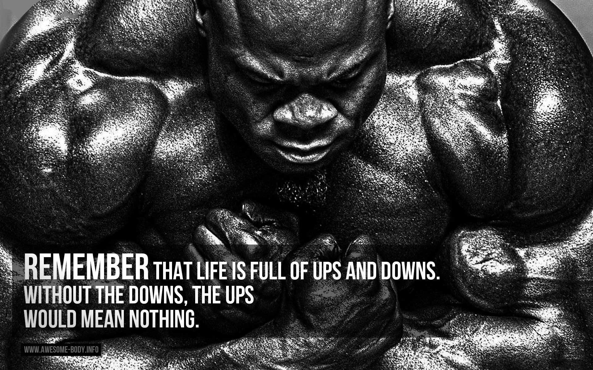 71 Powerlifting Motivational