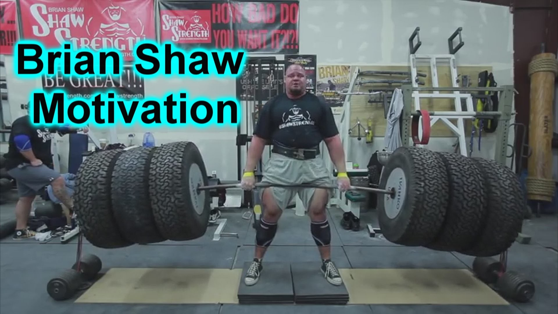 """Brian Shaw Ultimate Motivation HD- """"The World Strongest Man   Monster """" (  The Motivator ) – YouTube"""