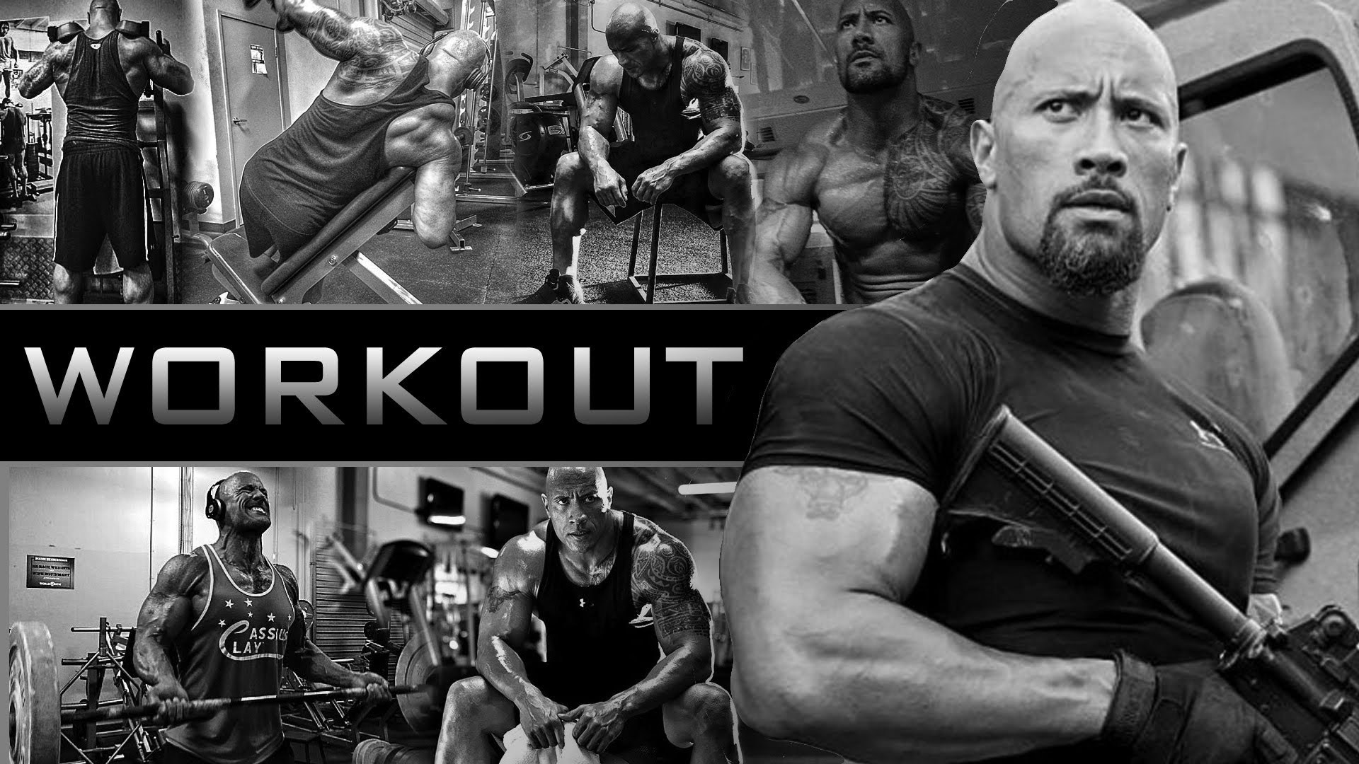 Dwayne The Rock Johnson – Workout Motivation 2017   The Fate of the Furious  – YouTube