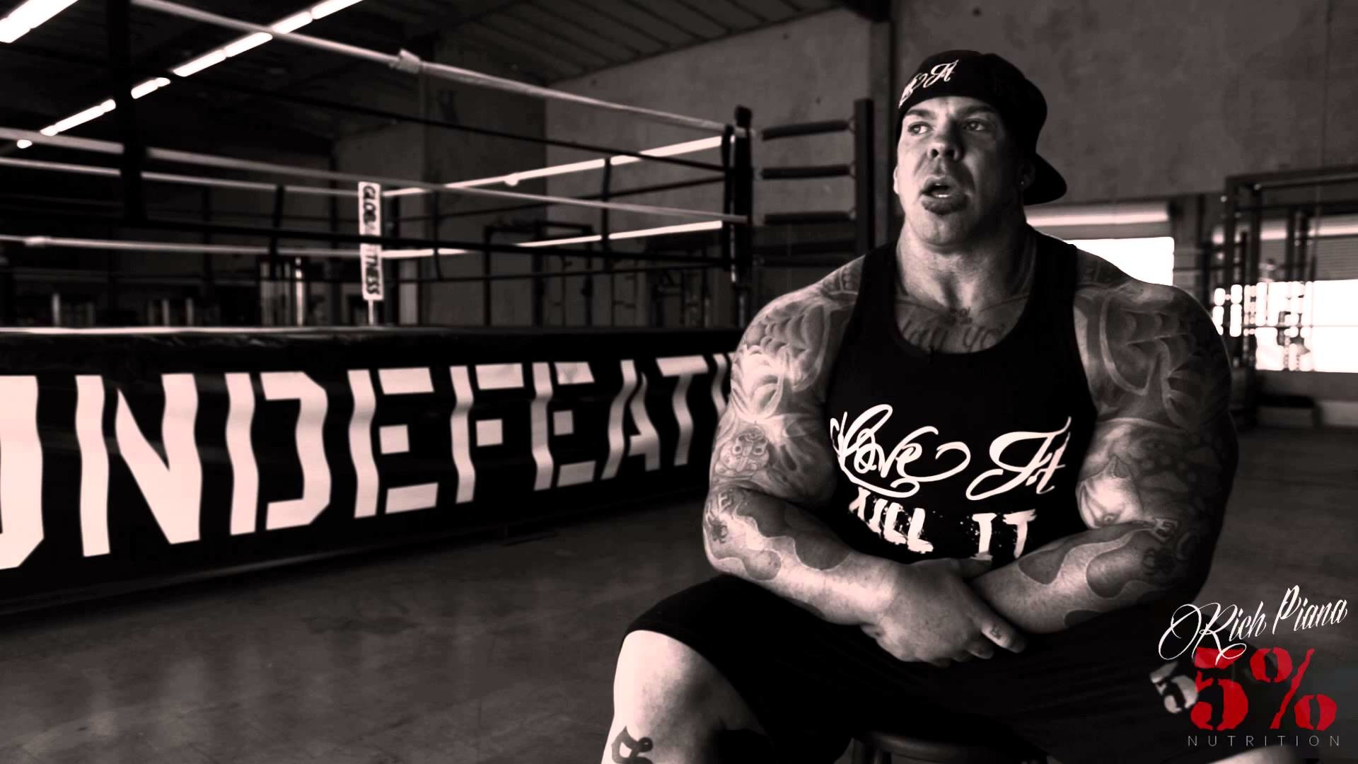 Beast Motivation – WHY DO YOU DO IT??? Bodybuilding for YOU or THEM – Rich  Piana