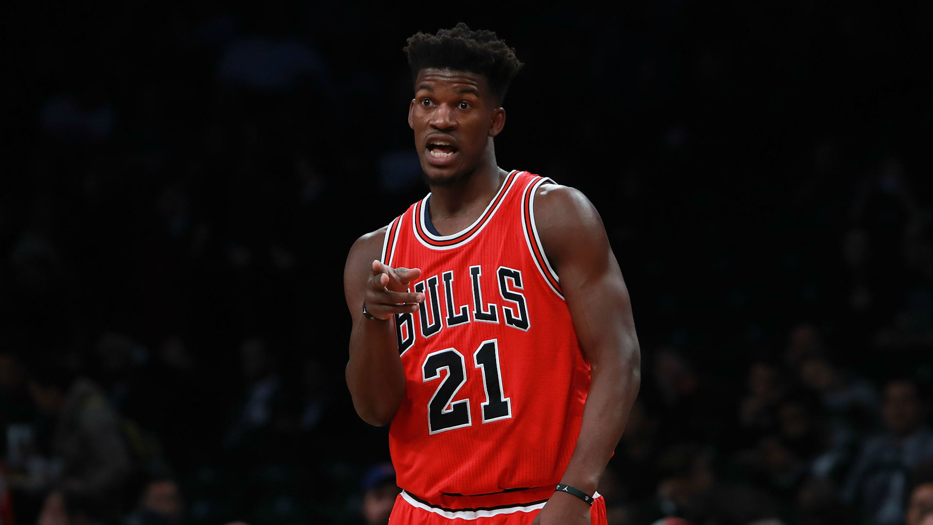 Jimmy Butler comes up big for Bulls when they need him most | NBA |  Sporting News