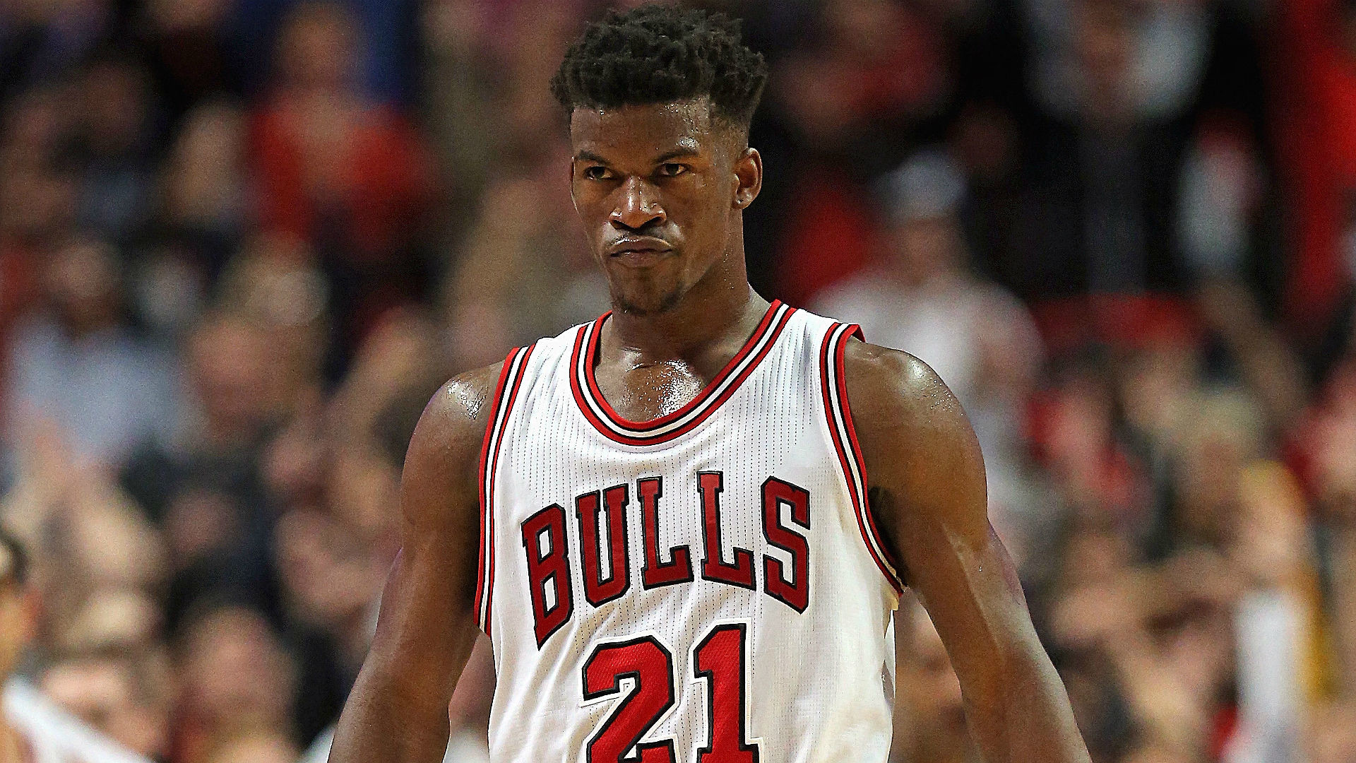 Jimmy Butler can't afford to take Bulls' qualifying offer | NBA | Sporting  News